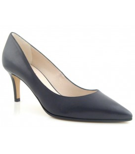 Zapato salón tacón fino clásico