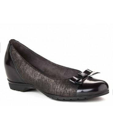 Zapato salón confort mujer