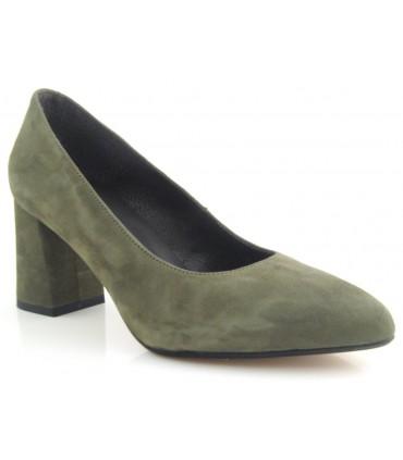 Zapato ante tacón medio