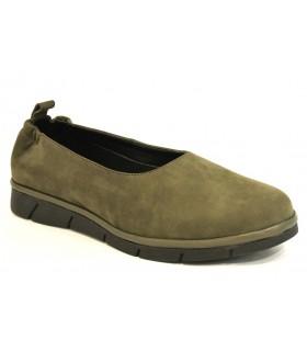 Zapato salón plano de confort