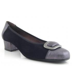 Zapato salón confort