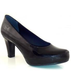 Zapato salón con plataforma