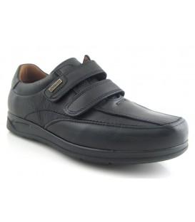 Zapato clásico dos velcros
