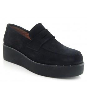 Zapato mocasín con doble suela