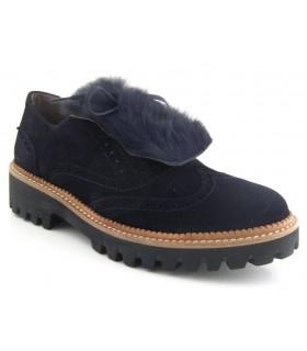 Zapato Mocasín mujer MARIA JAEN 5661N NEGRO