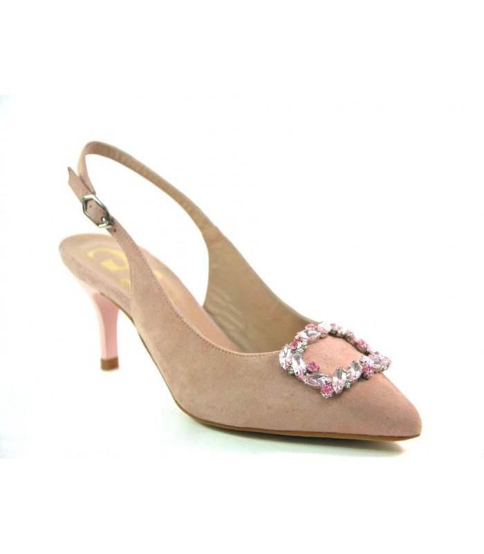 Yolanda Señora Nude 92679 Zapatos De Giko Zapaterías jqLpSzMUVG