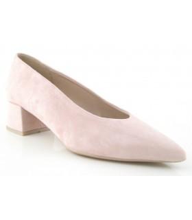 Zapato ante tacón bajo