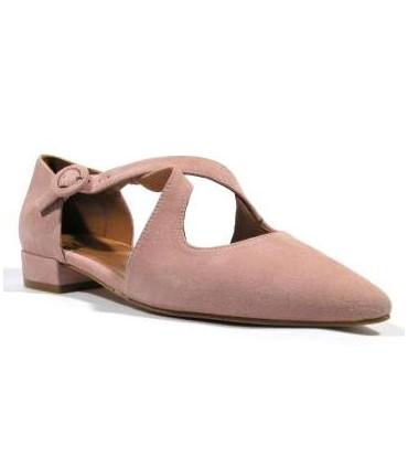 Zapato salón con abertura lateral