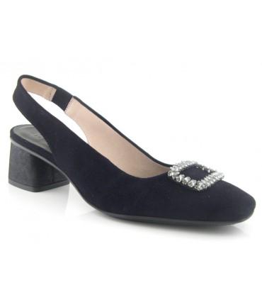 Zapato salón adorno