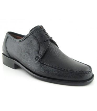 Zapato de piel de ciervo corte clásico