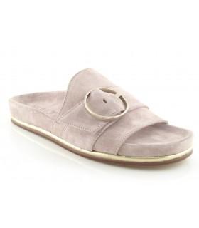 Sandalia plana de vestir