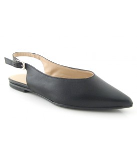 Zapato plano descalzo