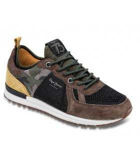 Deportivo hombre PEPE JEANS TINKER PRO 73   PMS30488 TAUPE