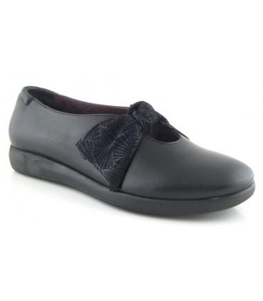 Zapato mocasín con lazo