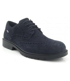 Zapatos de serraje con Gore-tex