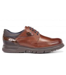 Zapato clásico cordones hombre