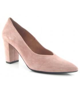 Zapato ante tacón alto