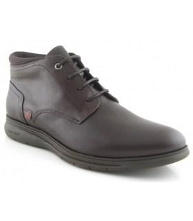 Zapato abotinado hombre