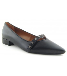 Zapato negro pulsera