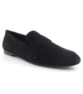 Zapato mocasín en color negro