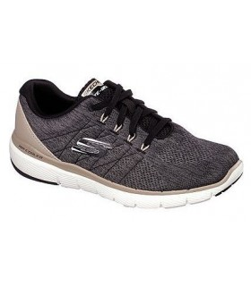 Deportiva confort color negro