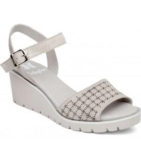 Sandalia de confort mujer