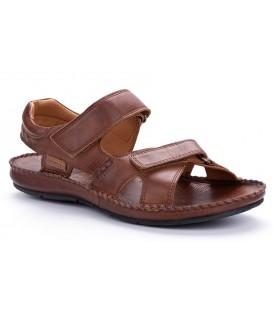 Sandalia de velcros para hombre