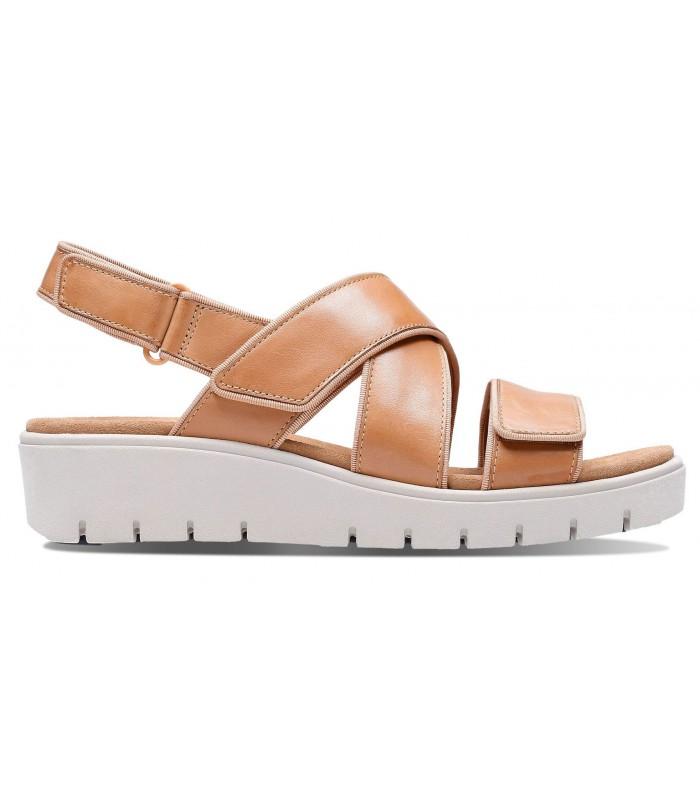 Zapatos Señora Clarks Karely Cuero Yolanda Zapaterías De Dew Un 8X0wOknP