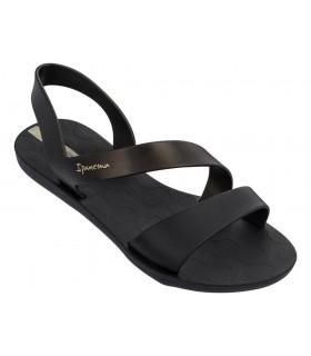 Sandalias de playa en color negro
