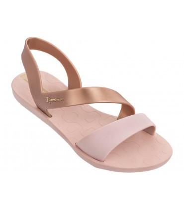 Sandalia de playa en color rosa