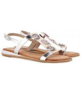 Sandalias planas de mujer de moda