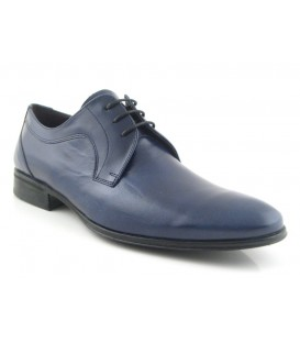 Zapato de vestir en color azul marino