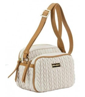 Bolso color beige