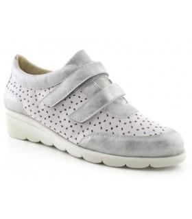 Zapato con velcros para mujer
