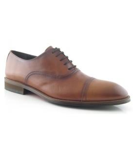 Zapatos color cuero para vestir