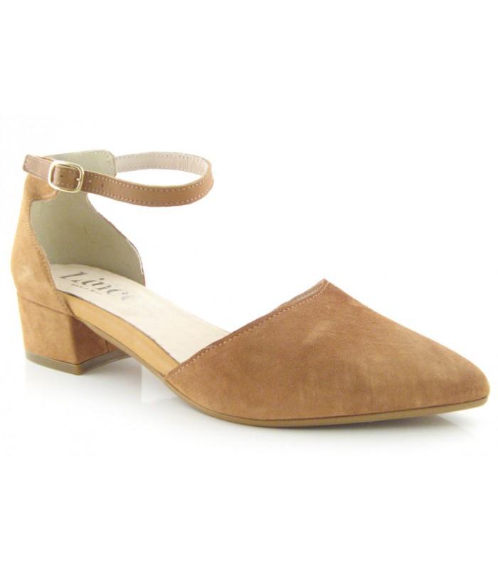 distribuidor mayorista eb56a 6af37 LINCE 94507 CAMEL - Zapatos de Señora zapaterías Yolanda