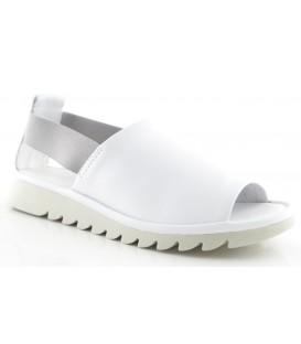 Sandalias de confort para mujer con piso sierra