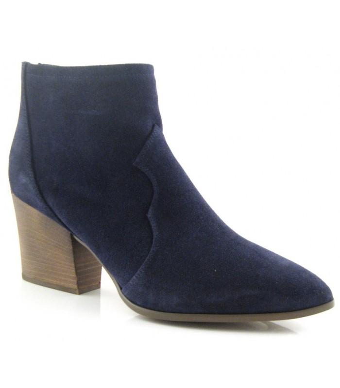 UNISA Zapatillas de Mujer BAYO_VL AZUL