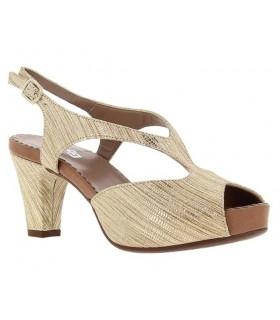 Sandalia de tacón para vestir