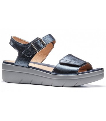 Sandalia de confort marino
