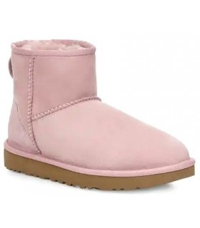 Bota mini australiana en color rosa