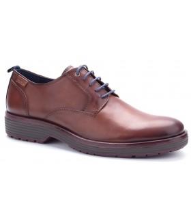Zapatos color cuero pala lisa