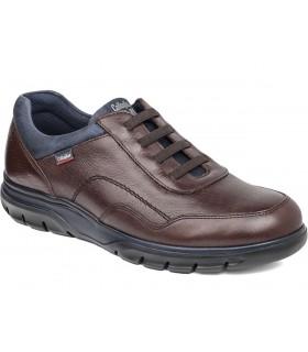 Zapato con cordones elásticos para hombre