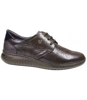 Zapato de cordones confort