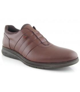 Zapato Mocasín hombre LUISETTI 28504 COGNAC