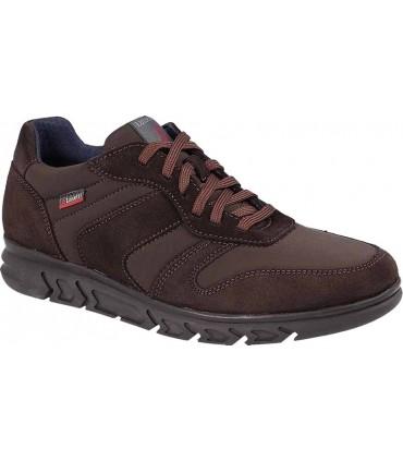 Zapato con cordones sport
