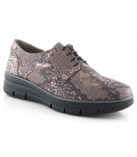 Zapato Cordones mujer 24 HORAS 24292 SERPIENTE
