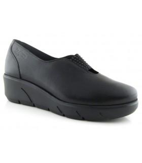 Zapatos de cuña con elástico