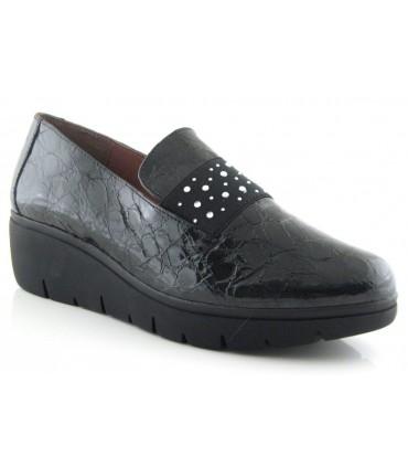Zapato sin cordones con elástico