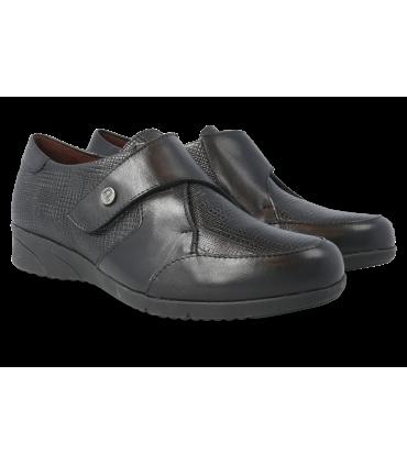 Zapato con cierre de velcro para mujer